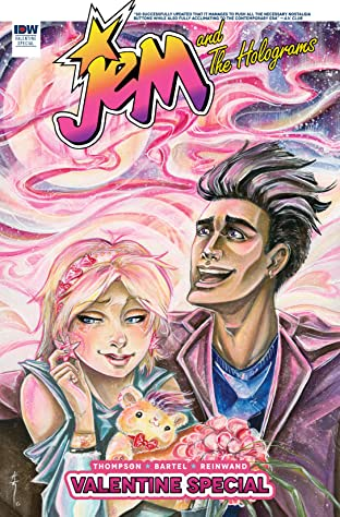 Jem and the Holograms: Valentine's Day Special 2016
