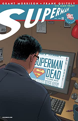 All Star Superman No.11
