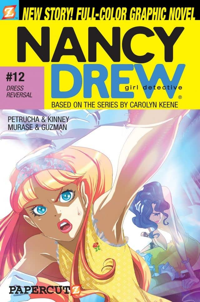 Nancy Drew Vol. 12: Dress Rehearsal Preview