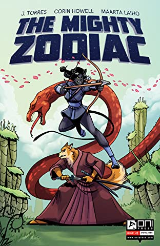 The Mighty Zodiac #1
