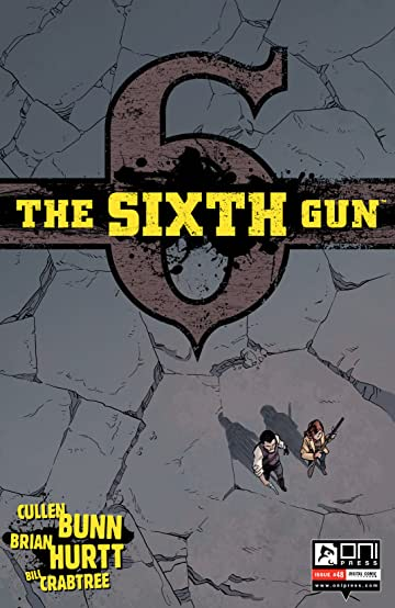 The Sixth Gun #48