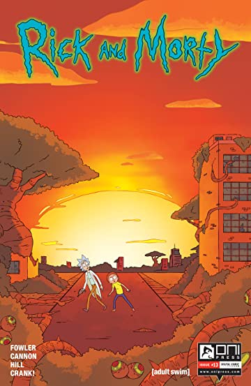 Rick and Morty #13