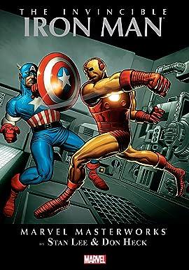 Iron Man Masterworks Vol. 2