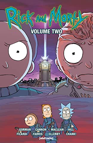 Rick and Morty Tome 2