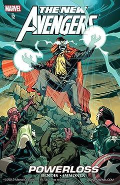 New Avengers Vol. 12: Powerloss