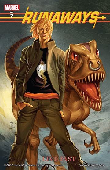Runaways Tome 7: Live Fast