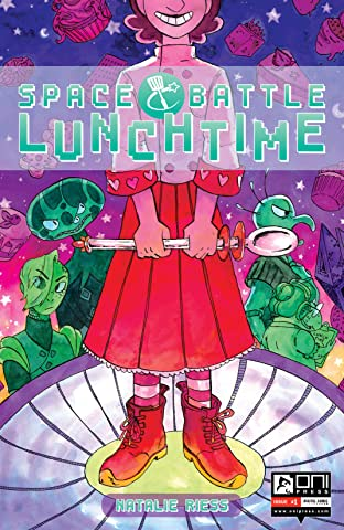 Space Battle Lunchtime #1