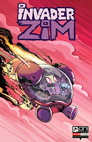 Invader ZIM No.10