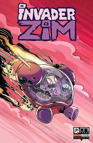 Invader Zim #10