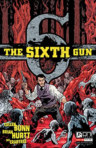 The Sixth Gun #49