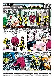 New Mutants (1983-1991) #57