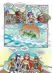 Winx Club Magazine #109: La minaccia degli Atlantidei