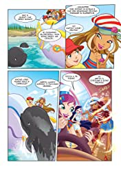 Winx Club Magazine #112: La trappola delle Trix