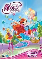 Winx Club Magazine #113: Costumi magici