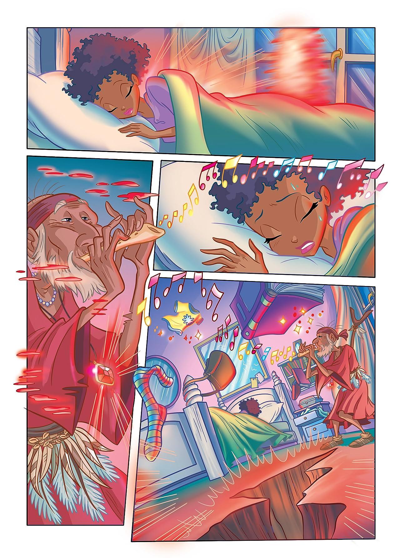 Winx Club Magazine #116: Il flauto dello Sciamano