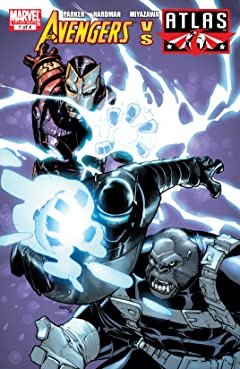 Avengers vs. Atlas (2010) #1 (of 4)
