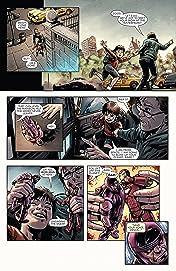 Avengers vs. Atlas (2010) #1 (of 4)