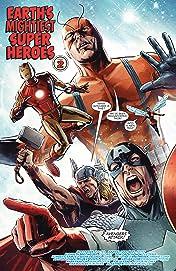 Avengers vs. Atlas (2010) #2 (of 4)