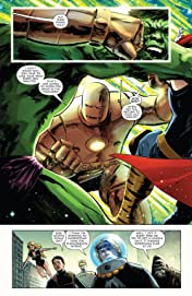 Avengers vs. Atlas (2010) #3 (of 4)