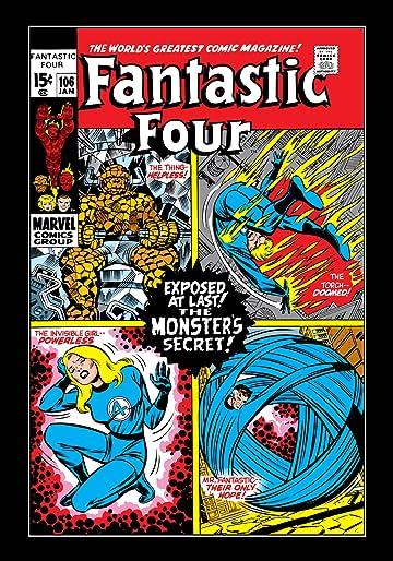Fantastic Four (1961-1998) #106