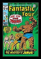 Fantastic Four (1961-1998) #107