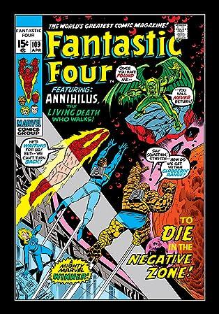Fantastic Four (1961-1998) #109