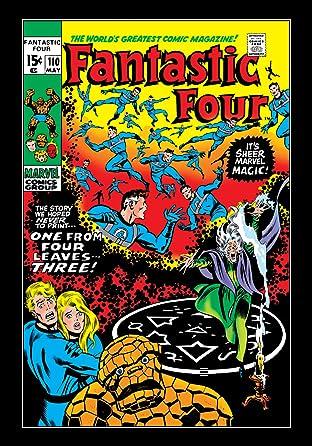 Fantastic Four (1961-1998) #110