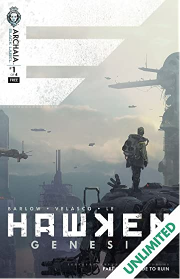 Hawken: Genesis #1