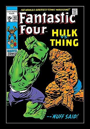 Fantastic Four (1961-1998) #112