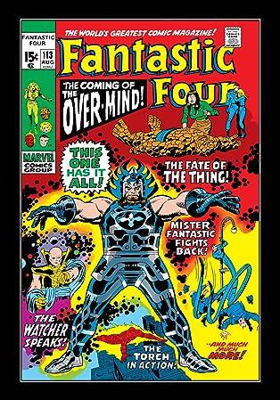 Fantastic Four (1961-1998) #113