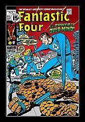 Fantastic Four (1961-1998) #115