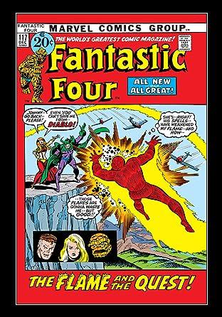 Fantastic Four (1961-1998) #117