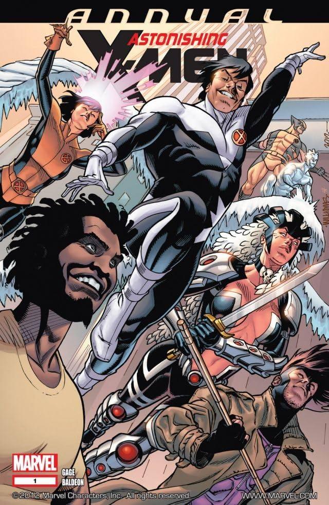 Astonishing X-Men (2004-2013) Annual #1
