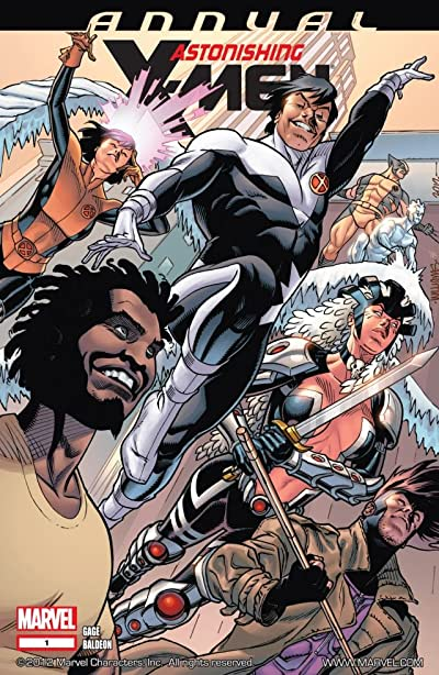 MARVEL COMICS 2004-2013 ASTONISHING X-MEN #36 DEC100610