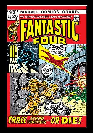Fantastic Four (1961-1998) #119