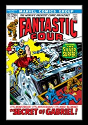 Fantastic Four (1961-1998) #121