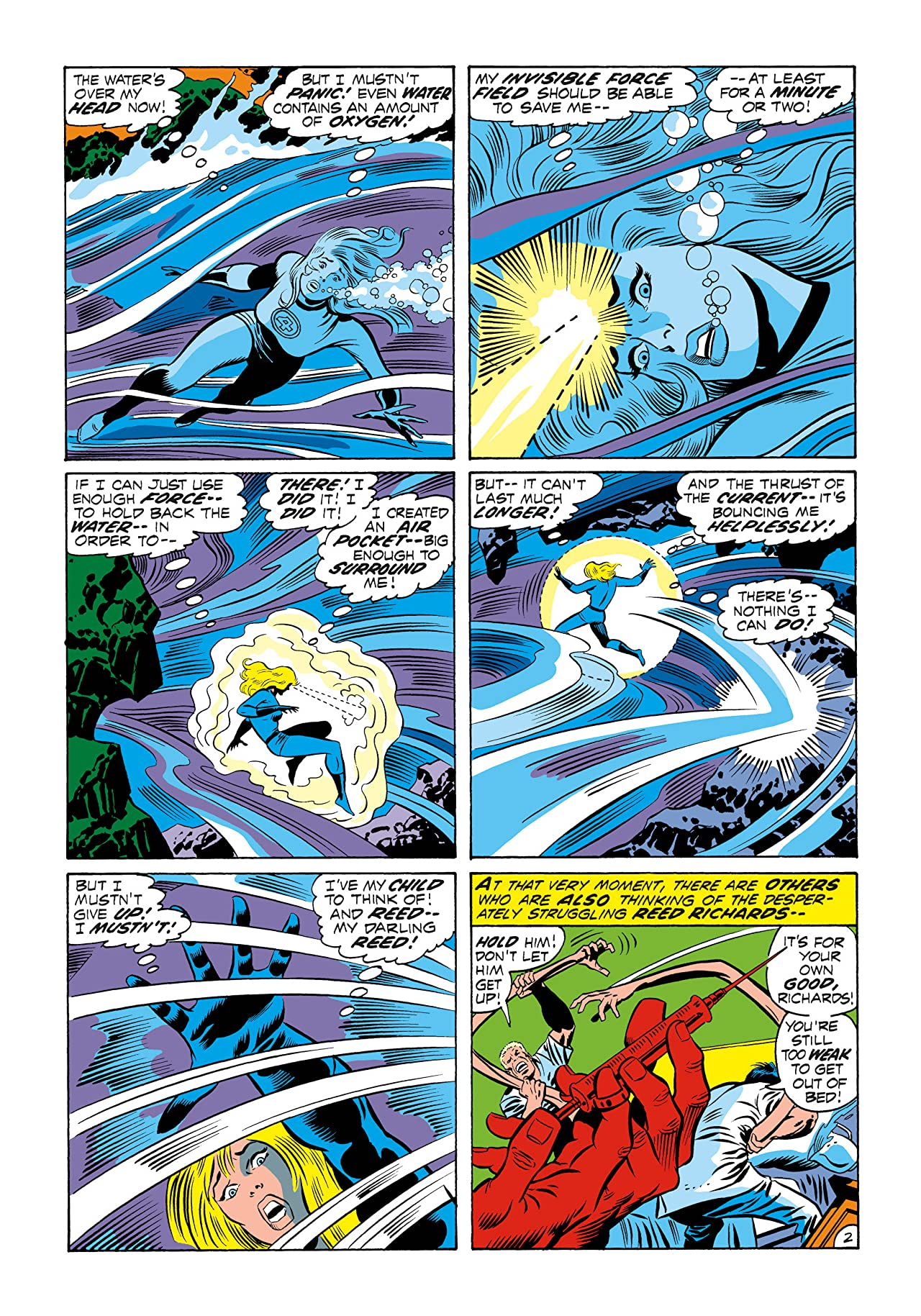 Fantastic Four (1961-1998) #125
