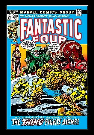 Fantastic Four (1961-1998) #127