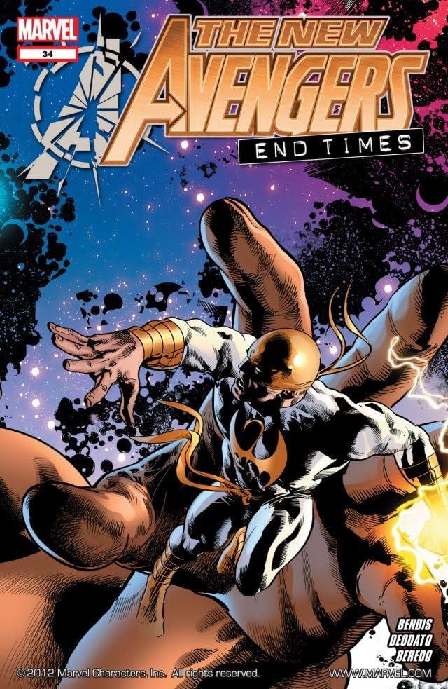 New Avengers (2010-2012) #34