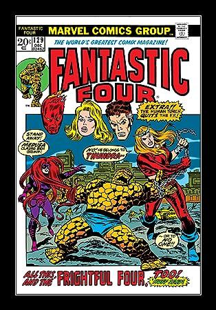 Fantastic Four (1961-1998) #129