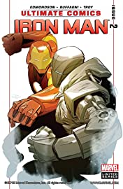 Ultimate Comics Iron Man #2 (of 4)