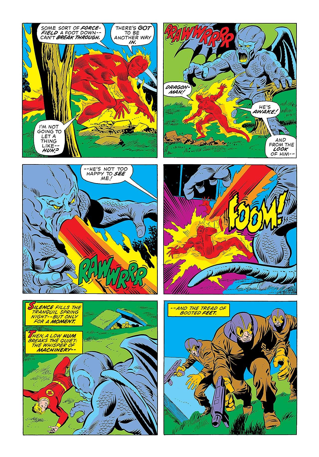 Fantastic Four (1961-1998) #135
