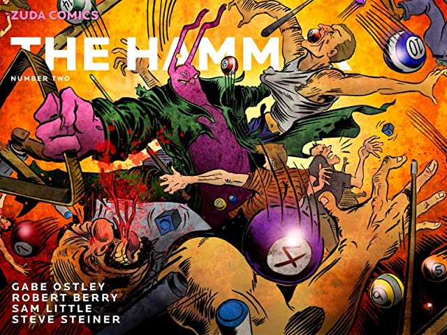 The Hammer #2