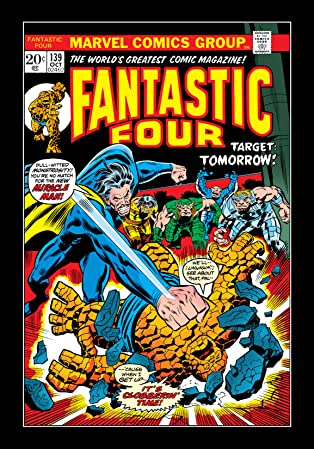 Fantastic Four (1961-1998) #139