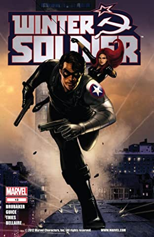 Winter Soldier No.13