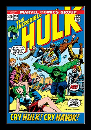 Incredible Hulk (1962-1999) #150