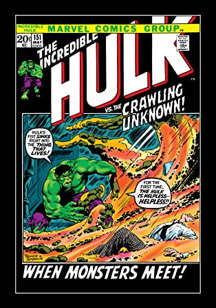 Incredible Hulk (1962-1999) #151