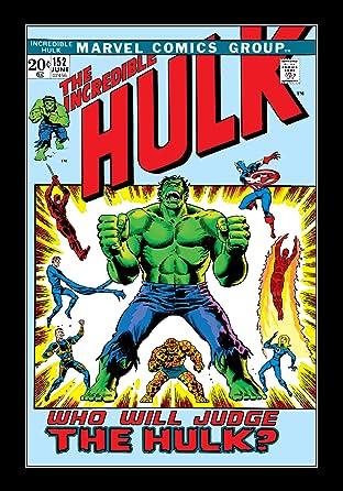 Incredible Hulk (1962-1999) #152