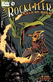 The Rocketeer: Cargo of Doom #4