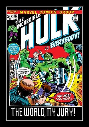 Incredible Hulk (1962-1999) #153